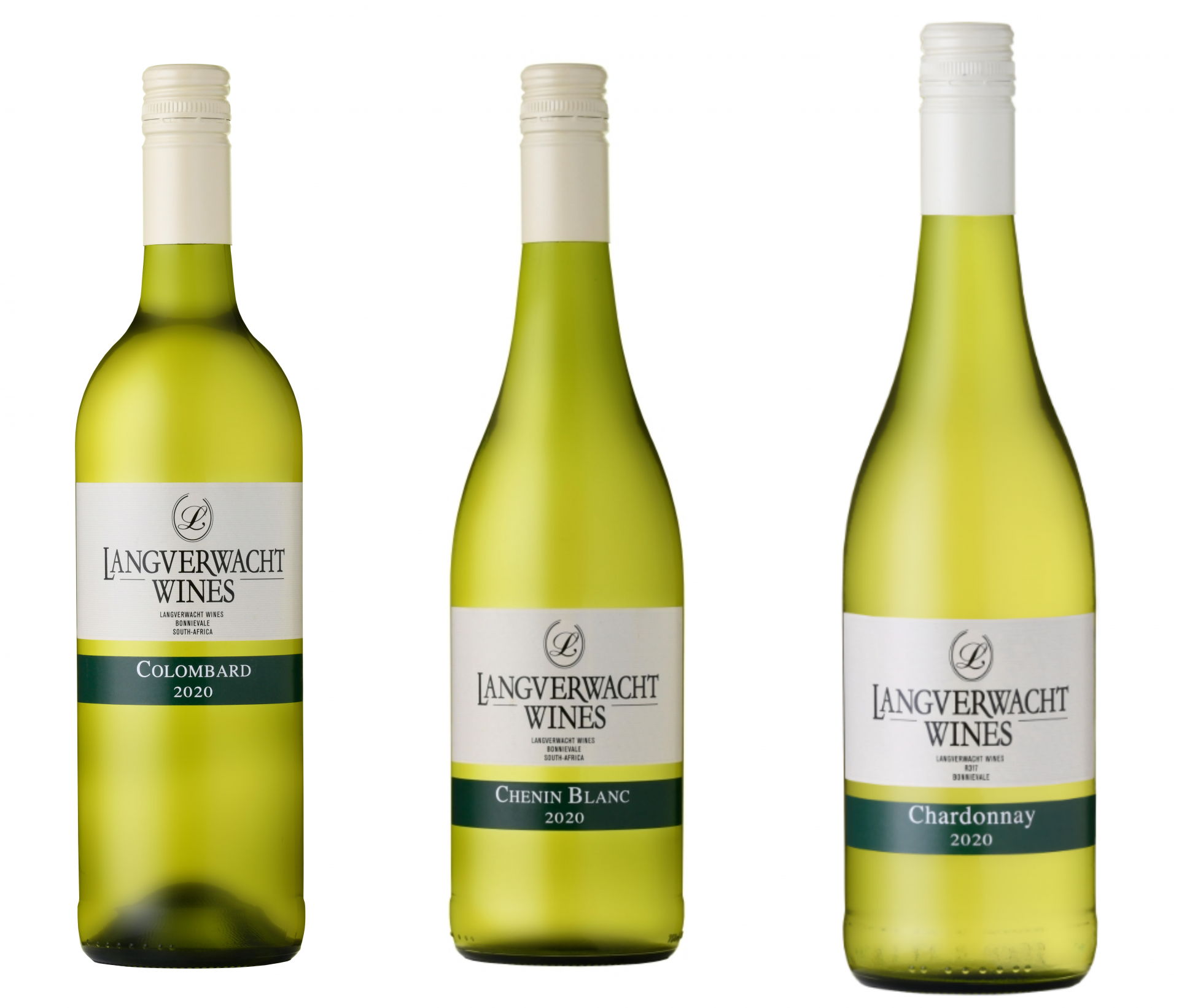 Mixed Case 2 – 2020 White Wines 6 x 750ml