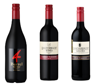 Mixed Case  – Red Wines 6 x 750ml